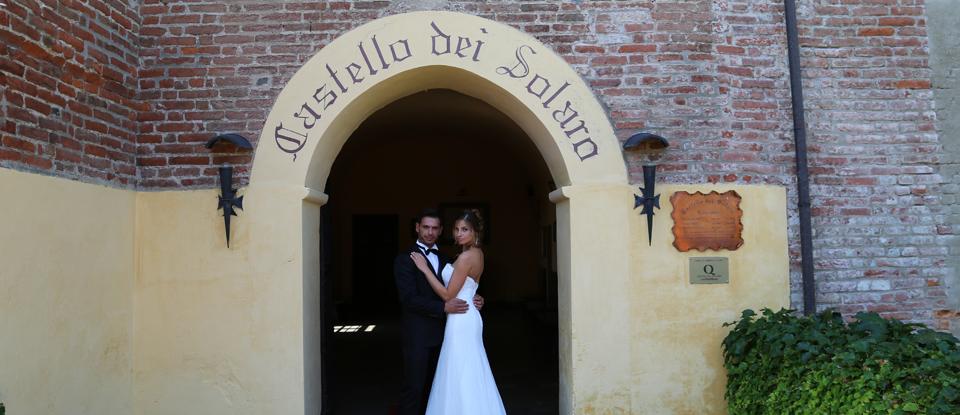 Matrimonio in un Castello in Piemonte? Castello dei Solaro