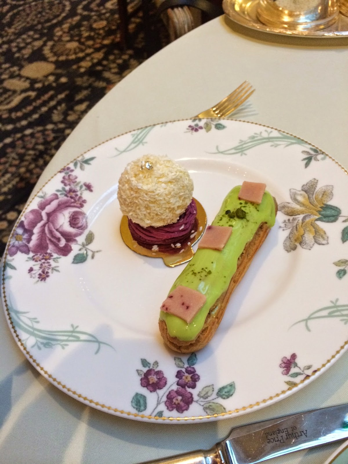 Tea With Me And Friends: Time For Tea....The Savoy