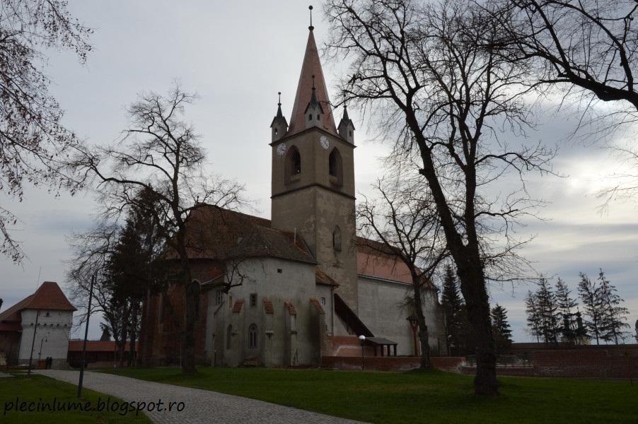 Biserica Reformata din Targu Mures