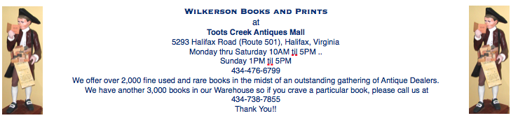 Wilkerson Books and Prints