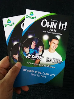 OWN IT! Concert Tickets