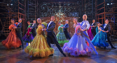 australian vision of stricly ballroom Among the notable exceptions however is the baz luhmann extravaganza, strictly ballroom – the musical which opened in a blaze of publicity, with an impressive production team, and an even more impressive budget.