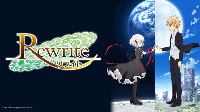 جميع حلقات انمي Rewrite Moon and Terra مترجم