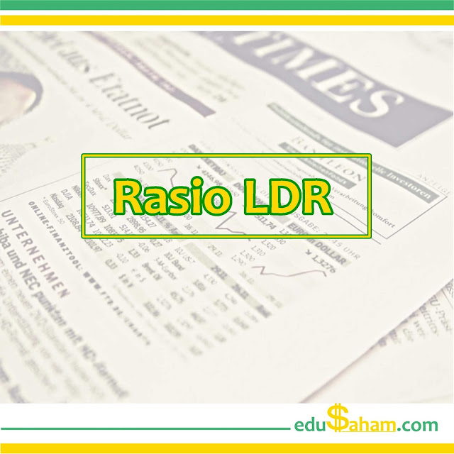 Rasio LDR Perusahaan Bank di BEI Tahun 2014