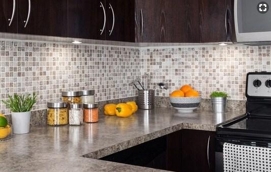 Motif keramik dapur sempit - Desain Rumah Idaman