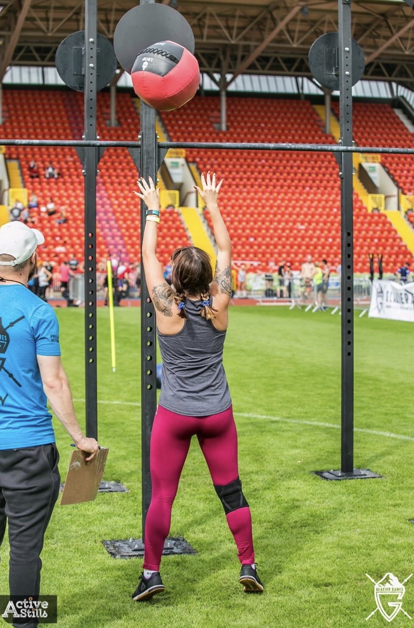 Crossfit Glacier Games
