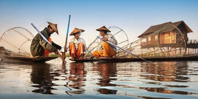 Langgar Permen KP, Nelayan Tradisional Sweeping Kapal Pukat Tarik Dua Unit