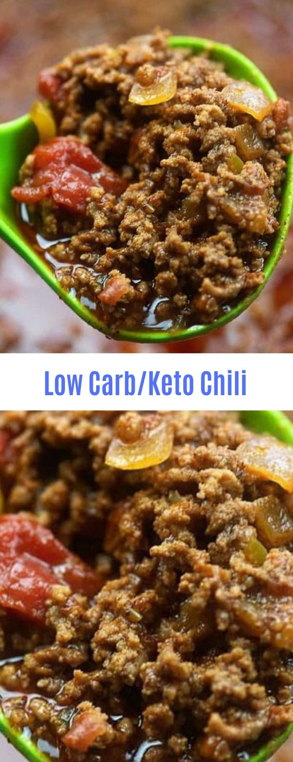 Low Carb/Keto Chili