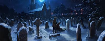 Il Cimitero (Momento 1)