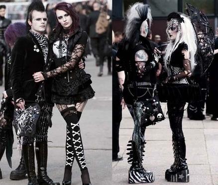 DevilInspired Gothic Punk Dresses: June 2013