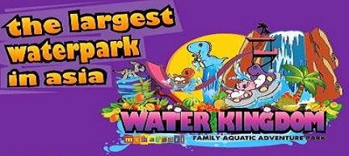 Harga Tiket Water Kingdom Mekarsari Bogor