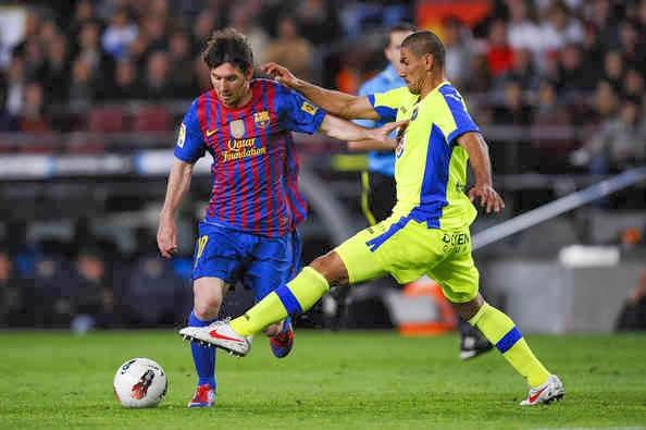 Barcelona vs Getafe en Vivo