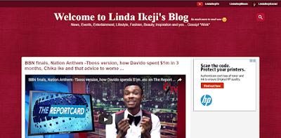 new linda ikeji's blog
