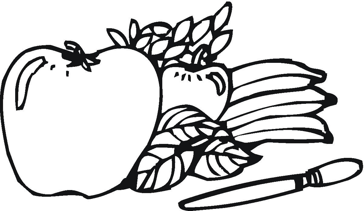 Interactive Magazine: printable coloring pages fruits