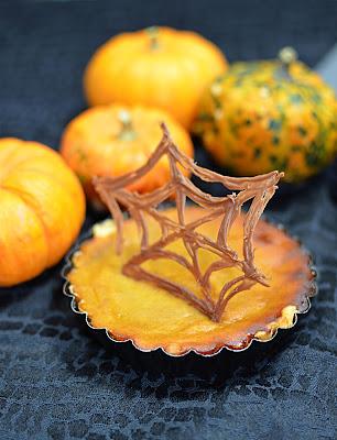 Tarte à la citrouille - Pumpkin pie