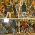 Πόλεμος στους δρόμους στο Παρίσι -ΕΝΟΠΛΟΙ - λαθρομετανάστες έχουν καταλάβει περιοχή της πόλης!!!