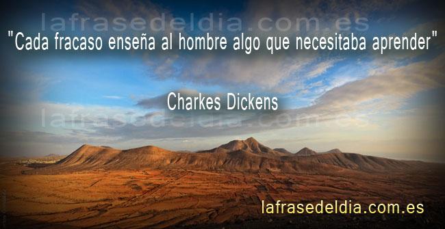 Frases de Charkes Dickens