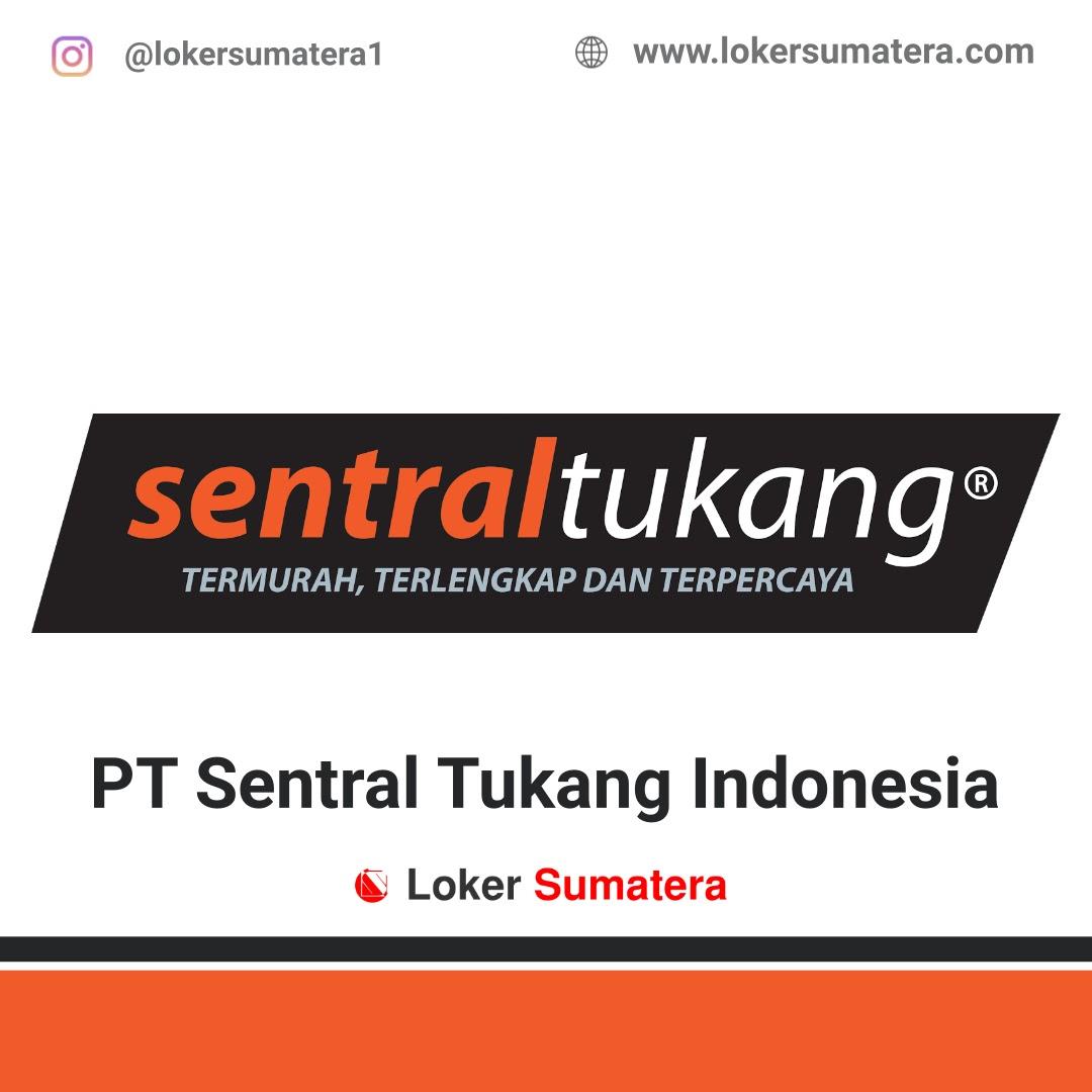 Lowongan Kerja Pekanbaru: PT Sentral Tukang Indonesia November 2020