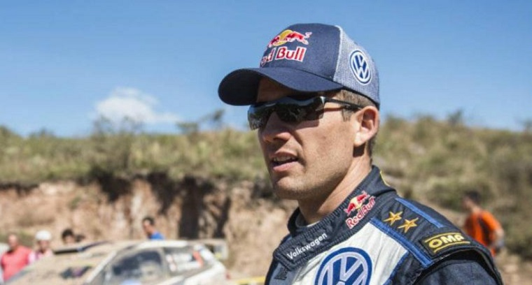 How much pay of Sebastian Ogier 2018