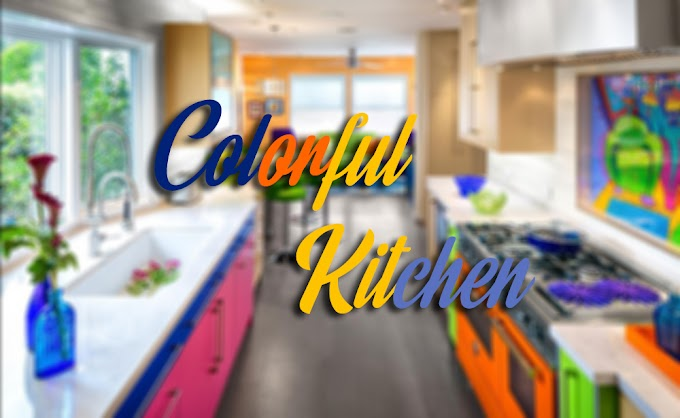 Color Usage Tips For Kitchen