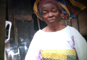 This aged woman, Mrs. Eunice Akinlade is said to be missing (See Contact  Details & Photo)