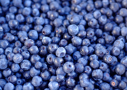Food Diet tips for healthy skin Blueberries for healthy glowing skin