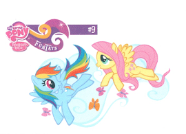 My Little Pony Tattoo Card 9 Series 2 Trading Card