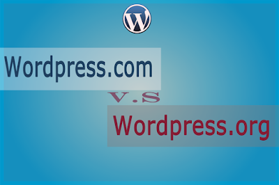 wordpress com or wordpress org