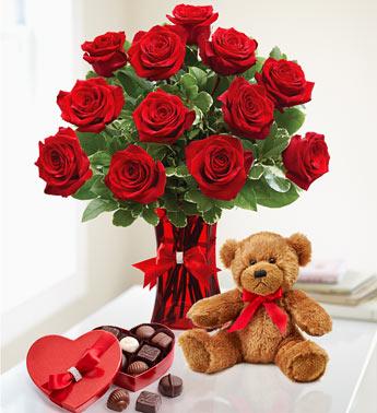 unique Valentine's Flowers