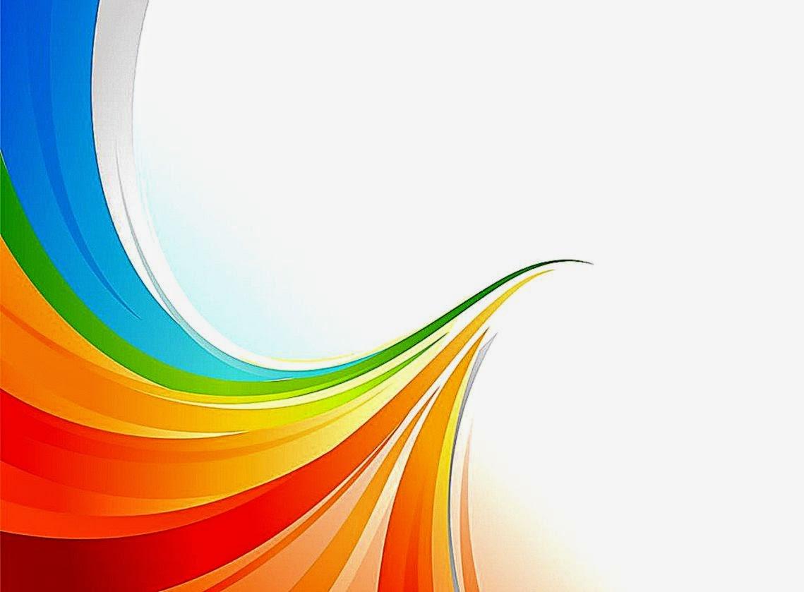 Rainbow Wallpaper Border