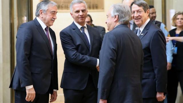 Μία, ενιαία και ελεύθερη Κύπρος