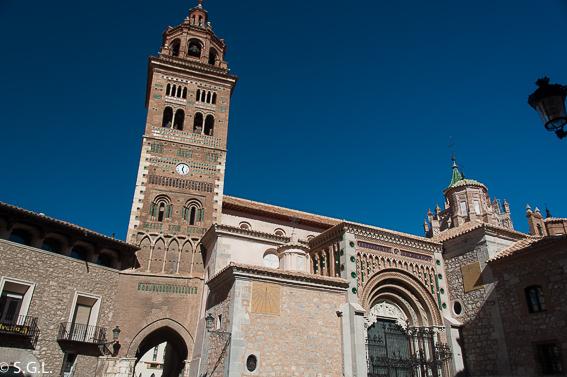 La catedral de Teruel. Visitando Teruel.