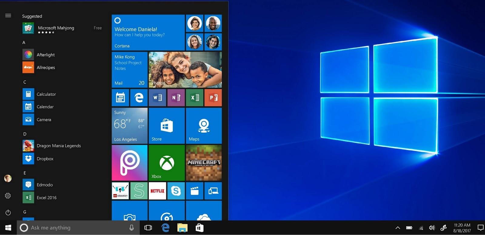 windows 10 operating system 64bit free download
