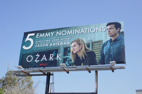Ozark season 1 Emmy nominations billboard