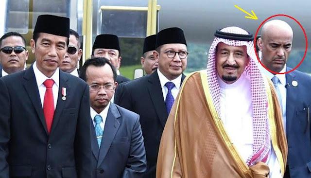 Kesaksian Lukman Saat Semobil dengan Raja Salman