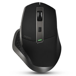 Rapoo PC Mouse - Cordless and  Rechargeable