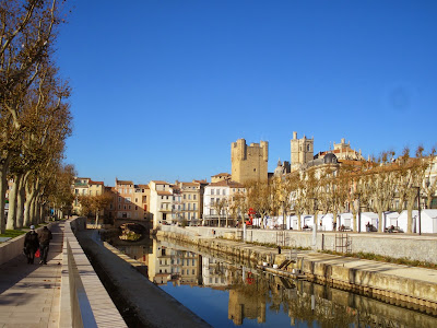 Narbonne, Narbona, Aude, Pays Cathare, France, Ruta Càtara