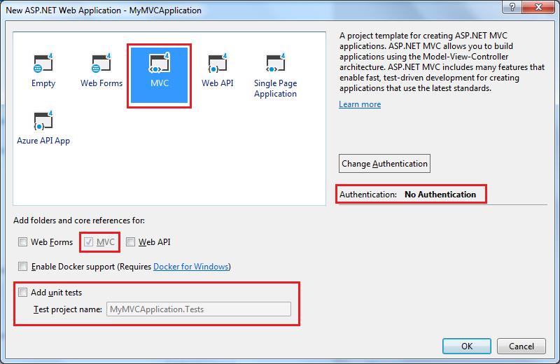 Create First ASP NET MVC Application | KANSIRIS