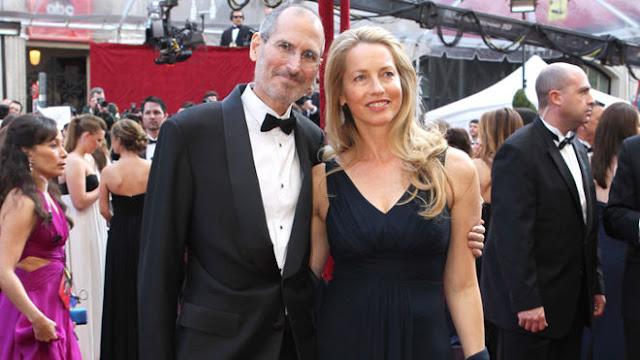 Laurene Powell Jobs dan Kisah Perjalanan Hidup Steve Jobs