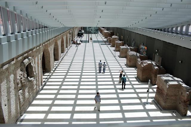 Museu Bicentenário na Casa Rosada em Buenos Aires