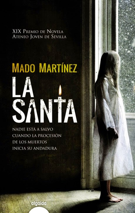 http://labibliotecadebella.blogspot.com.es/2015/11/la-santa-mado-martinez.html