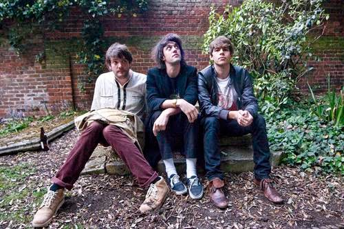 Video: Klaxons - There is no other time.