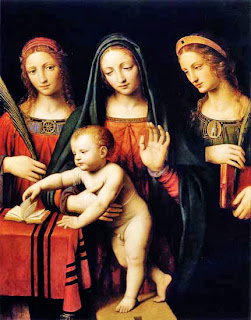 Luini, Madonna and Child