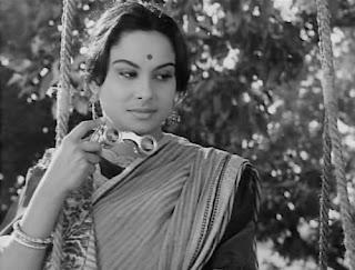 Madhabi Mukherjee in Charulata, directed by Satyajit Ray
