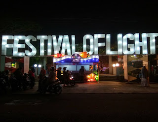 Festival of Light Purwokerto 2017
