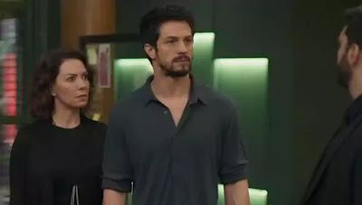 Nana (Fabiula Nascimento) e Marcos (Romulo Estrela)