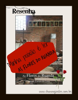 Livro: As flores do Ruanda