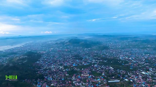 Indahnya Foto Udara di Batu Putih Suryanata Samarinda