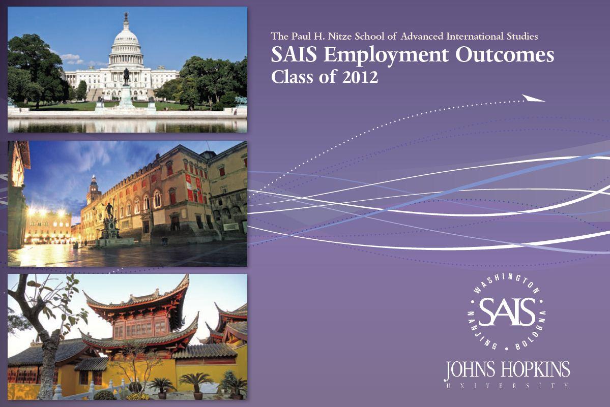 Johns Hopkins SAIS Europe (Bologna) Admissions Blog: Careers