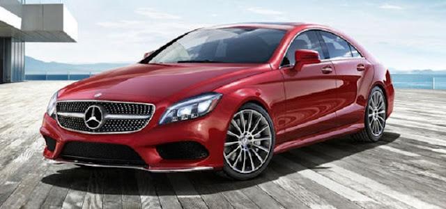Mercedes CLS 400 thiết kế thể thao, ngoại hình mới lạ hiện đại